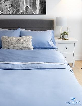 Versaille Linens Bedding - Blue