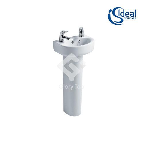 Concept Arc 35cm Handrinse Washbasin