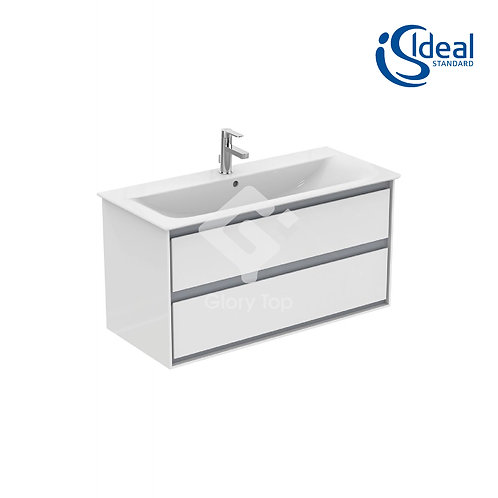 Concept Air Wall Hung Units For Vessel - with Drawers