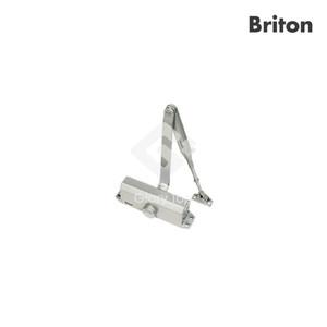 Rack and pinion overhead door closer EN1154 size 3 , classification 4-8-3-1-1-3, ,regular arm application. Certifire CF390,  BSEN1634-1 for 120 mins fire rated doors.