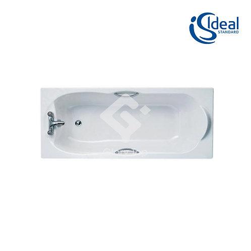 Alto Bath 170cm x 75cm Handgrips No Tapholes