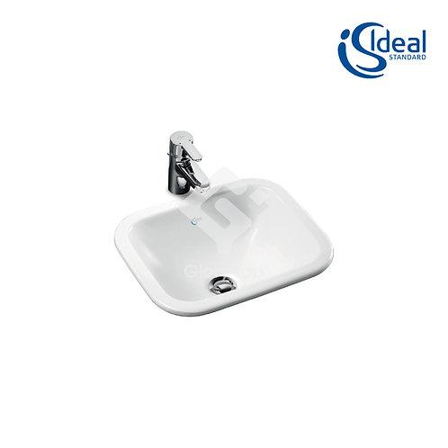 Concept Cube 42cm Countertop Washbasin