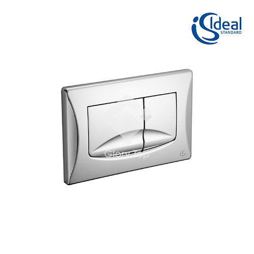 River Flush Plate Dual Flush Mechanical