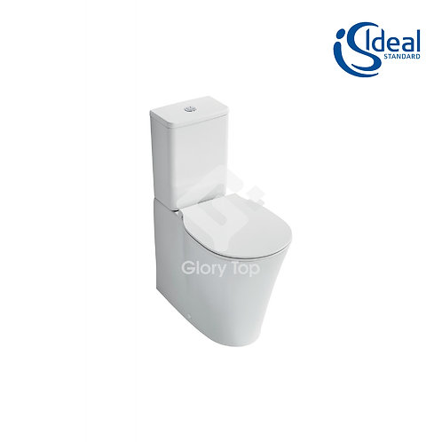 Concept Air Close Coupled Back to Wall WC Suite With Aquablade Technology