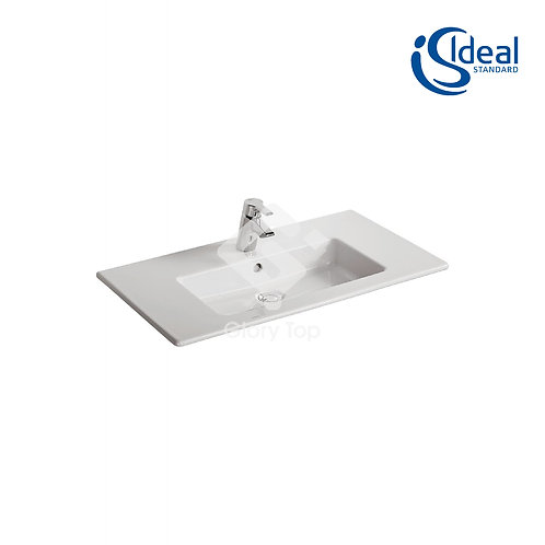 Tempo 80cm Vanity Washbasin