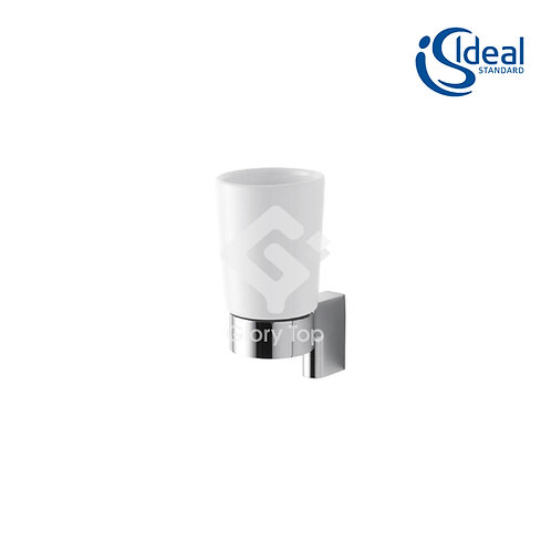 Concept Ceramic Tumbler with Holder