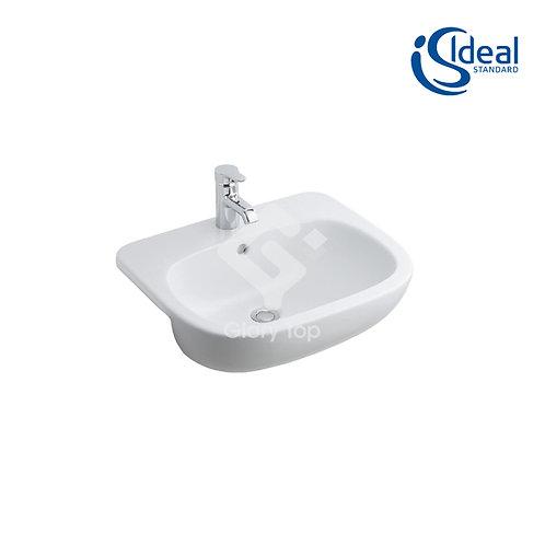 Jasper Morrison 55cm Semi-Countertop Washbasin