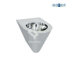 Stainless steel Grade 316 Wall mounted water closet