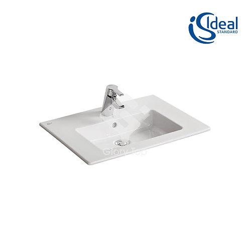 Tempo 50cm and 60cm Vanity Washbasins