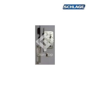 Mortise bathroom / privacy lockcase 60mm backset, EN12209 with classification 3-X-8-0-0-F-/-B-G-2-0 & DIN18251, EN1634-1 for 120min fire rating.