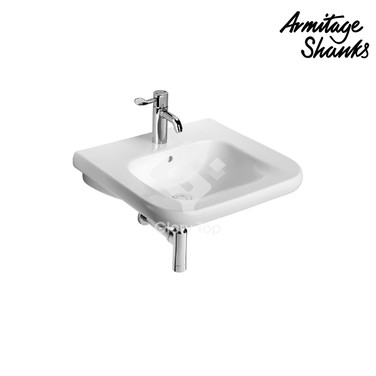 S216801 Contour 21 Accessible Washbasin