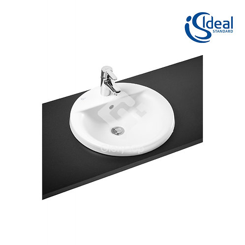 Concept Sphere 38/48cm Countertop Washbasin
