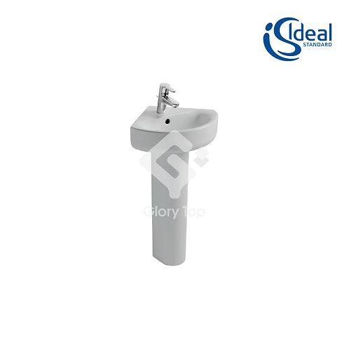 Concept Arc 45cm Corner Handrinse Washbasin