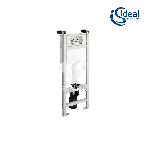 In-wall System for WC 1100mm, Mechanical Front Flushplate