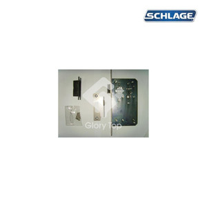 Mortise passage latch 60mm backset, tested EN12209 with classification 3-X-8-0-0-F-/-B-0-2-0 & DIN18251.