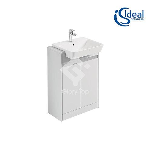 Concept Air 60cm Semi Countertop Washbasin Unit