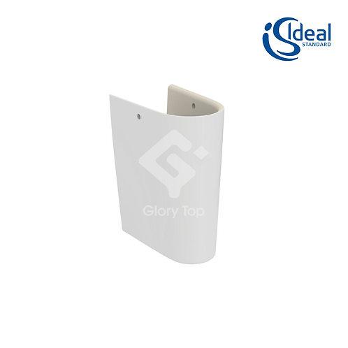 Small semi-pedestal