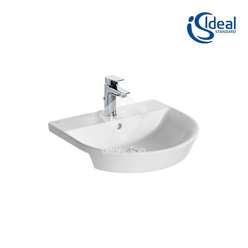 Concept Air Arc 50cm Semi-Countertop Washbasin
