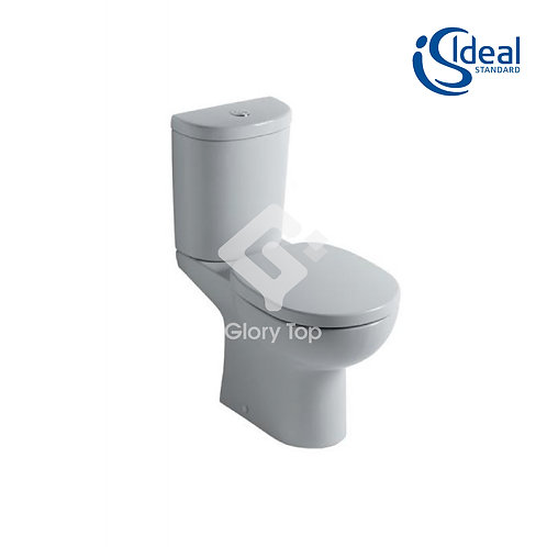 Studio Close Coupled WC Pan – Arc