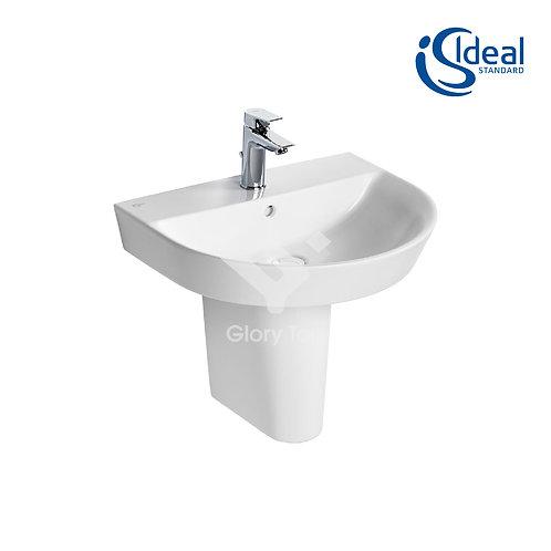 Concept Air Arc 50/55/60cm Washbasin