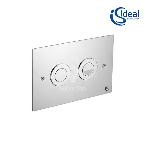 Trend Stainless Steel Flush Plate Dual Flush Pneumatic