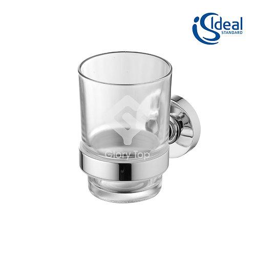 IOM Tumbler Holder Transparent Glass