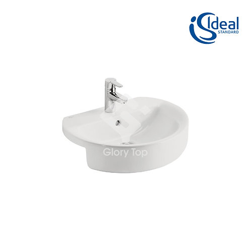 Concept Sphere 55cm Semi-Countertop Washbasin