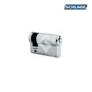 Euro-profile single cylinder 45mm long 6-pin, EN1303:2005 classification 1-6-0-0-0-0-6-0, 3 keys, Masterkeying system.