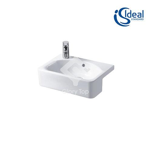 Concept Space Cube 50cm Semi-Countertop Washbasin