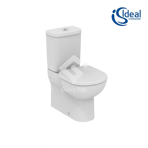 Tempo Close Coupled Back-to-Wall WC Suite
