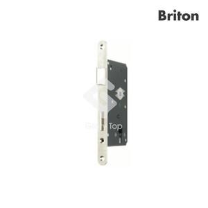 Mortise euro-profile cylinder operated sashlock lockcase 60mm backset, EN12209 with classification 3X810G4HA20, for wooden doors.