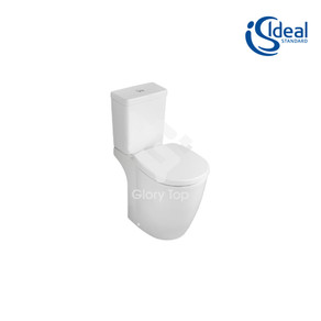'Concept' vitreous china close coupled wc