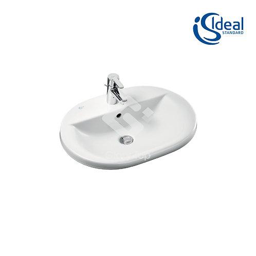 Concept Oval 48/55/62cm Countertop Washbasin