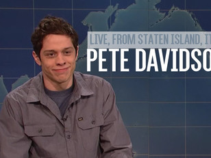 SNL's Pete Davidson, 23, reveals he's been diagnosed with borderline personality disorder
