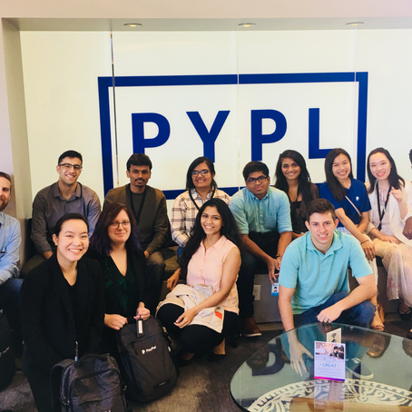 My PayPal Summer 2018 Internship Experience