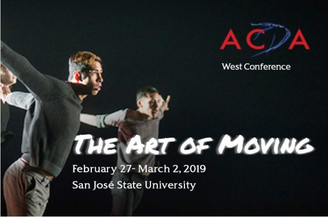 Logo for ACDA West Conference 2019