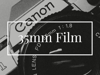The Trials and Errors of 35mm Film