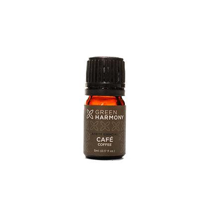 Aceite esencial de Cafe