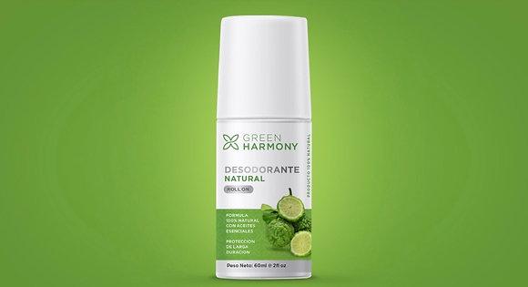 Desodorante 100% Natural 60ml
