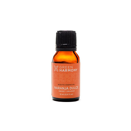 Aceite esencial Naranja Dulce 15ml