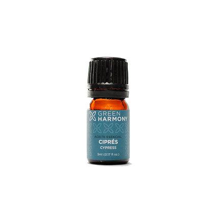 Aceite esencial Cipres