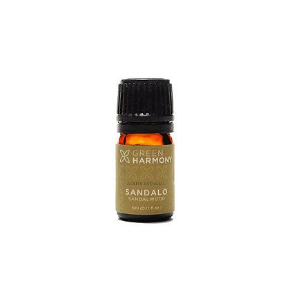 Aceite esencial Sandalo