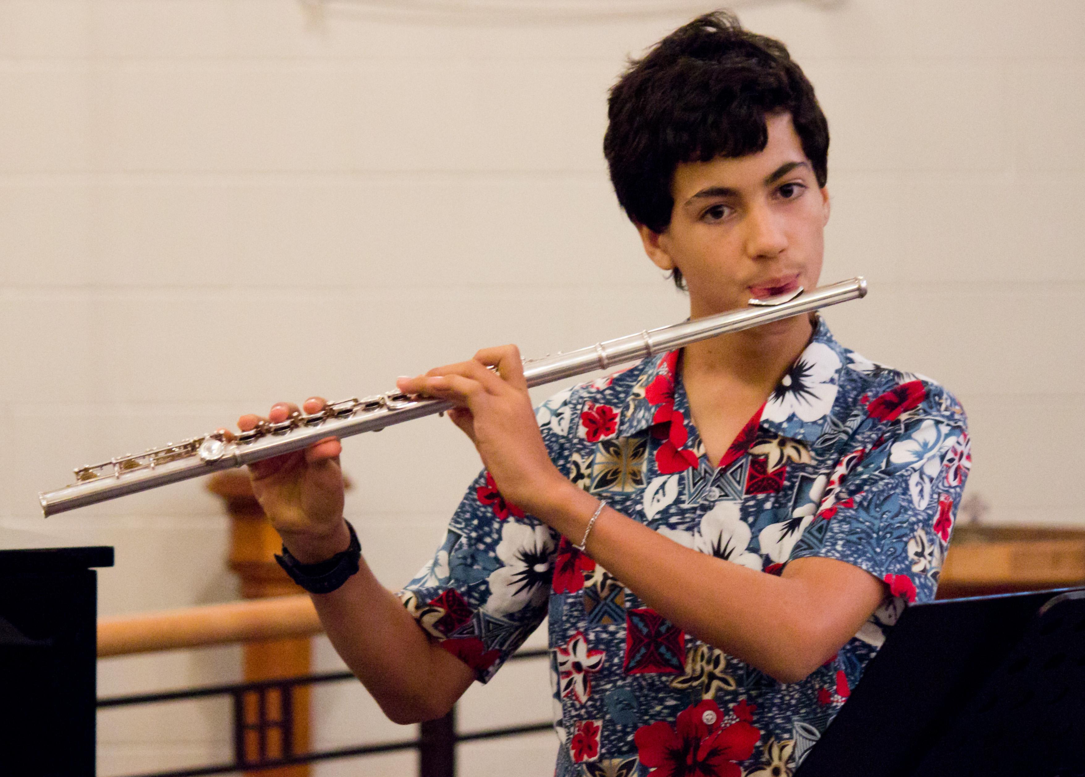 Flute Performer