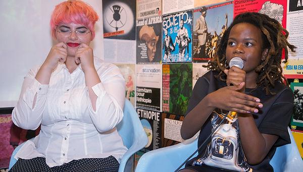 Photo:2015 Arts & Activism students, Kate Milford