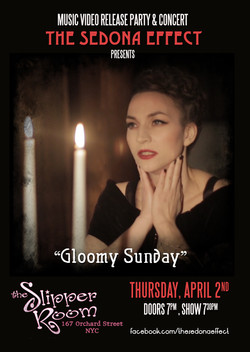 Sedona Effect live @ Slipper Room
