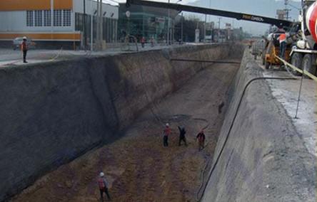 LINEA DEL METRO 2 2005