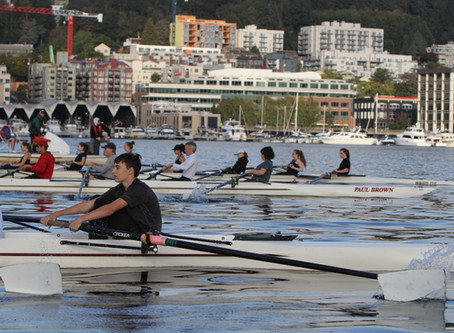 Recreational Rowing for High School Kids