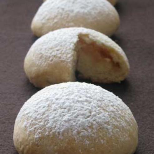 Turkish Apple filled Cookies
