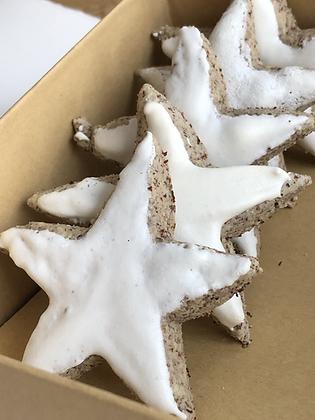 Zimtsterne Cookies - Gluten-Free