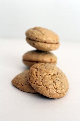 Marzipan Cookie (Turkish Acıbadem)